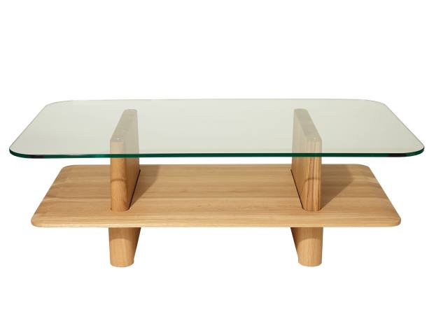 Fort Standard for SCP oak and glass Tenon table, £1,300