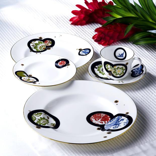 Peter Ting Hachi teacup and saucer, £95.