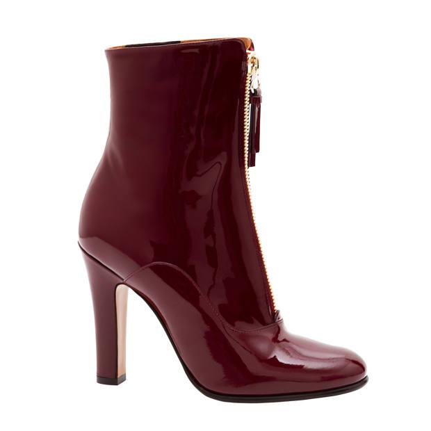 Valentino Garavani calfskin boots, £880