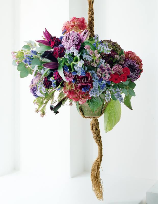 Flowers from Debeaulieu