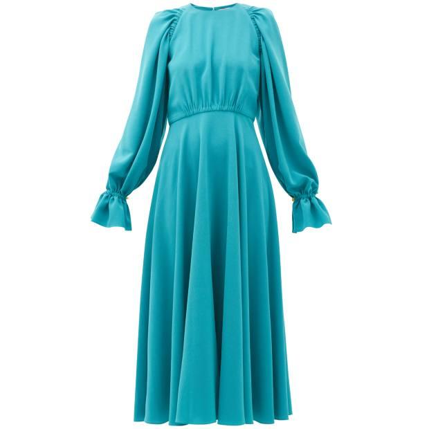 Roksanda dress, £1,095, from matchesfashion.com