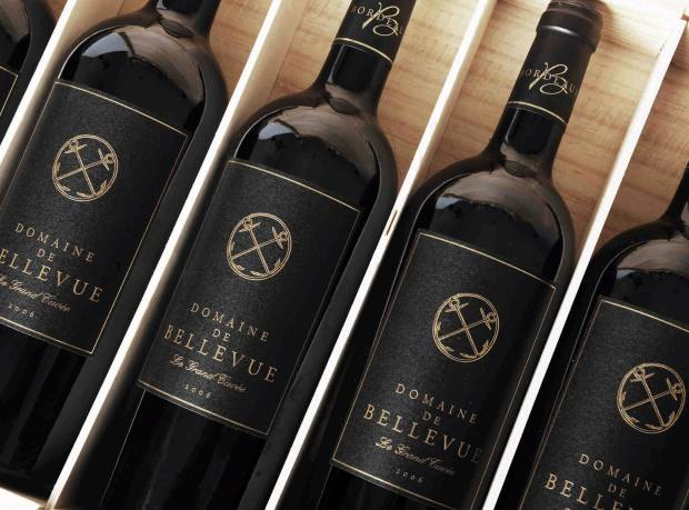 Domaine de Bellevue 2006 Le Grand Cuvée, £500 for a case of six, available to members only
