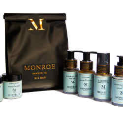 Monroe of London Travel Kit, £78