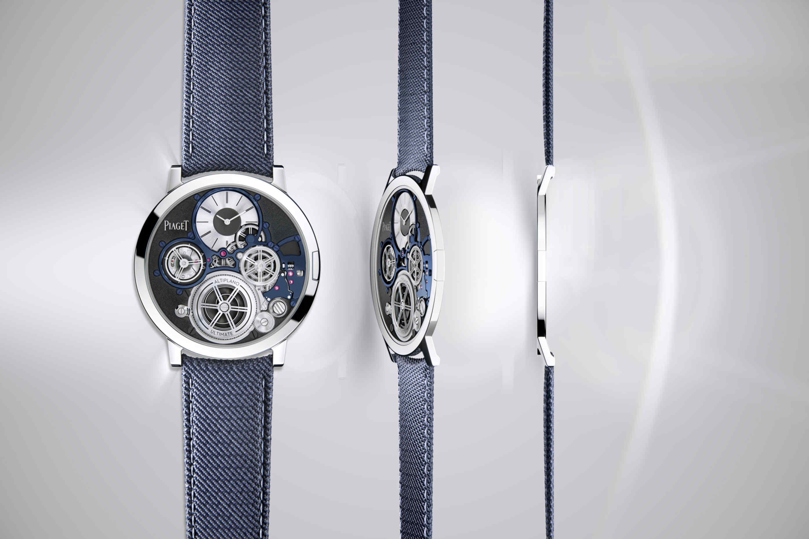 Piaget launches the thinnest watch in history