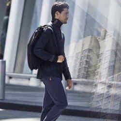 Kiton sweat suit, €5,290