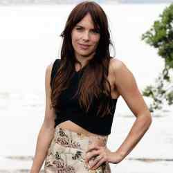 Jessica McCormack on Tibb's Beach, Auckland