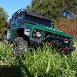 Traxxas TRX-4 Crawler LandRover Defender 110, £482.25