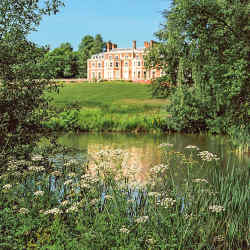 English country-house hotel Heckfield Place in Hampshire has a Skye Gyngell-helmed restaurant