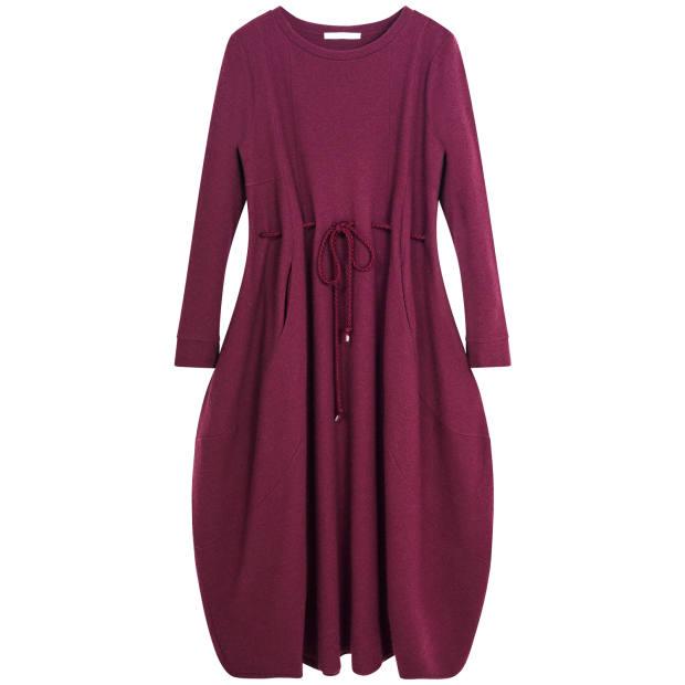 Bamford virgin-wool Baronet dress, £650