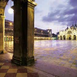 St Mark's Basilica and Square, Venice