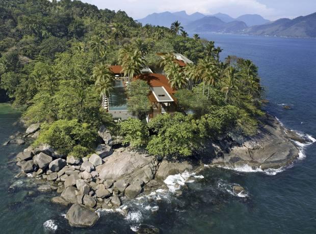 Main lodge at Amanresorts' Amanoca, on Brazil's Costa Verde