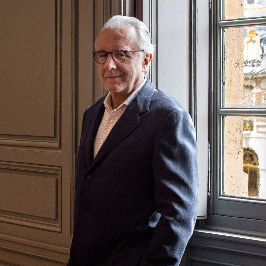 Alain Ducasse, whose Ducasse au Château de Versailles is hosting the dinners