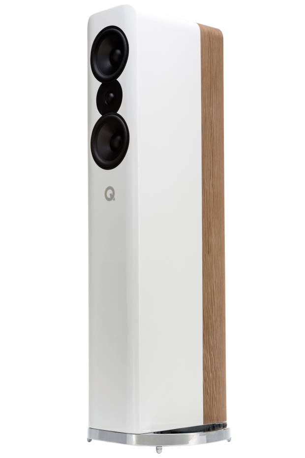 Q Acoustics Concept 500, £3,999 for the dual finish; £3,559 for full gloss