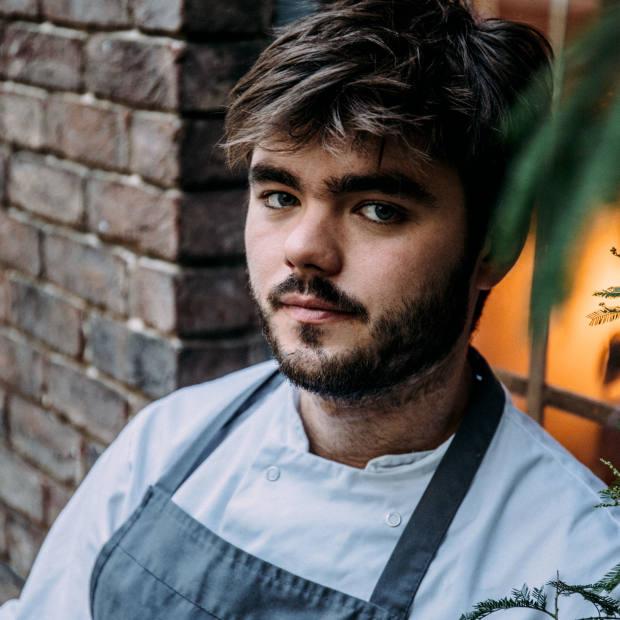 Carousel's head chef Ollie Templeton