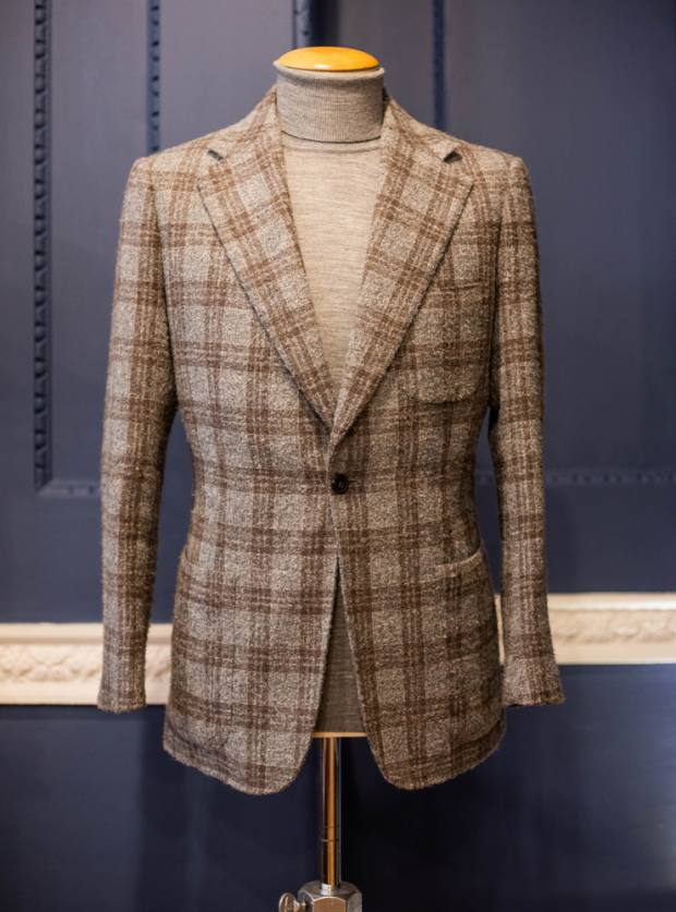 Cad & The Dandy – one of Savile Row's largest bespoke tailors – is carrying out fittings via video conferencing