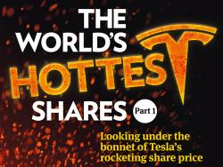 The world's hottest shares: part 1