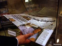 Press headlines & tips: SThree, Vodafone, Barratt Developments, Ryanair