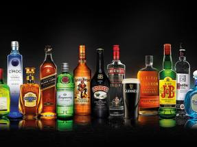 Diageo: shaken, not stirred