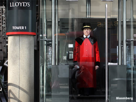 Hiscox pays the Covid price