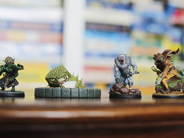 Trade leads growth at Games Workshop