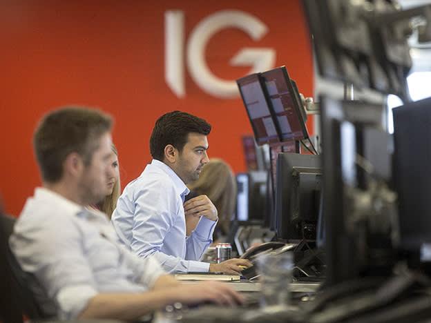 IG battles European decline