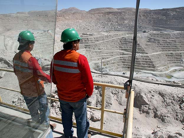 Copper miners could be shooting themselves in the foot