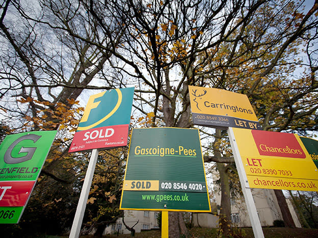 Potential turnaround in the property market
