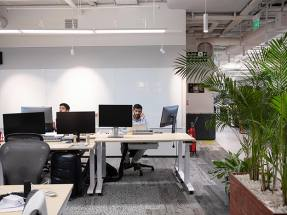 Discounted Workspace offers solid income