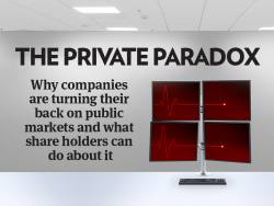 The private paradox