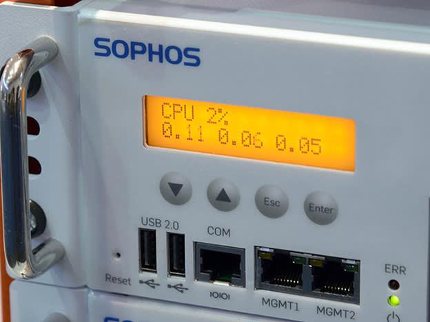 Sophos receives $3.9bn takeover offer