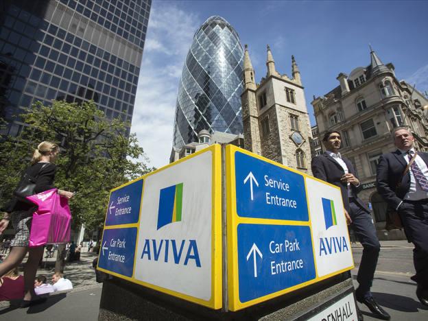 Aviva UK insurance chief steps down