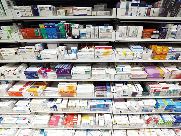 Big pharma stymied by slump in non-Covid-19 treatments