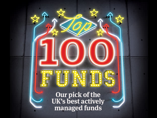 Top 100 Funds: Europe (5 Funds)