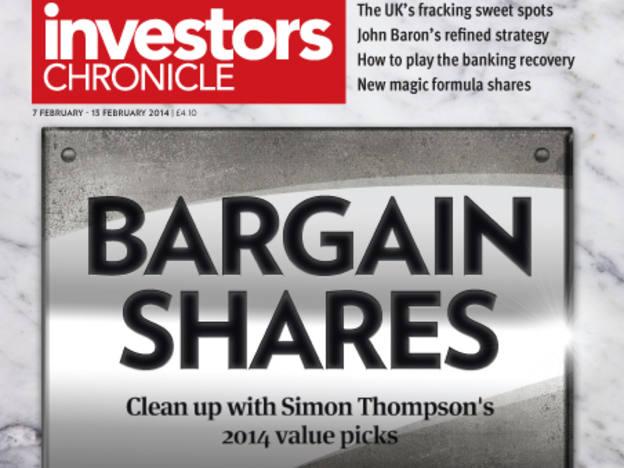 Bargain Shares 2014