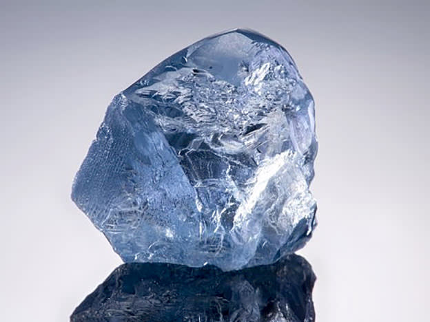 A diamond prospect beginning to shine?