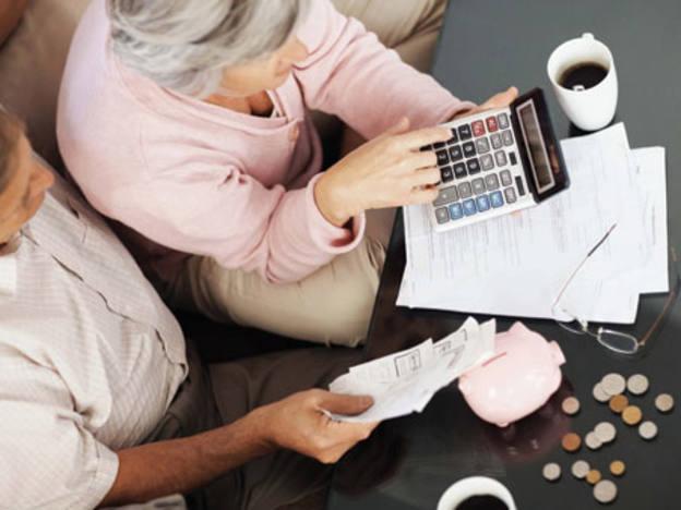 Inflation danger for pensions