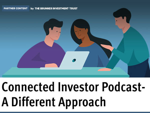 Partner Content: Connected Investor Podcast – A Different Approach