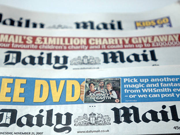 Profits drop at DMGT despite robust Daily Mail performance