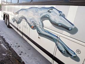 FirstGroup cuts Greyhound valuation