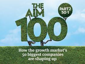 Aim 100: 30 to 21