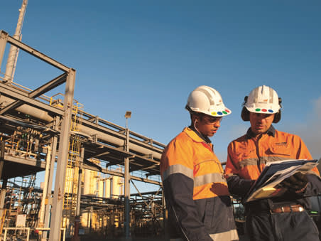 Kloppers heads for the door at BHP