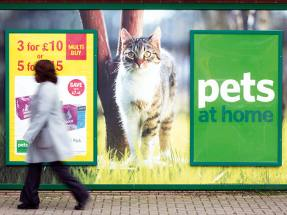 Pets at Home warns of tough first half