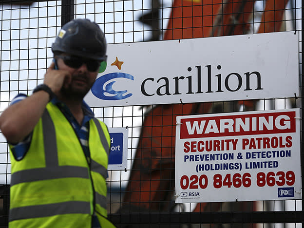 Carillion confirms offers for healthcare business