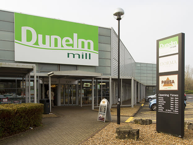 Dunelm poised for online growth