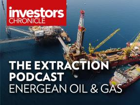 The Extraction Podcast: Energean Oil & Gas