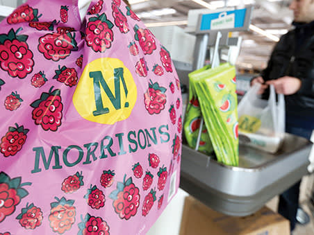 Morrisons now in the frame for 272p a share