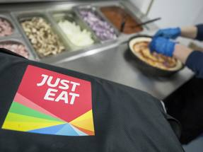 Just Eat inks McDonalds deal