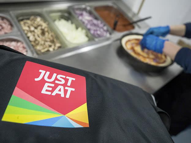 Just Eat inks McDonalds deal