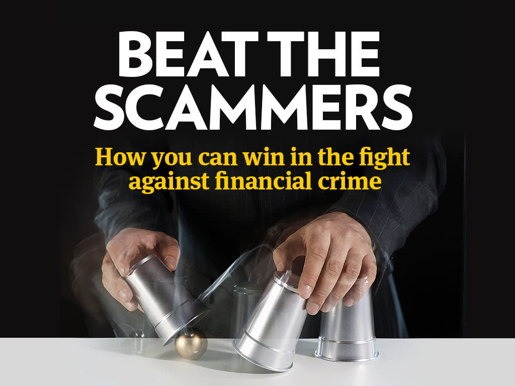 Beat the scammers