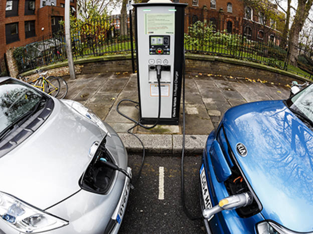BlackRock launches ETF to profit from electric car growth